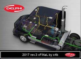 2017 R3 Delphi Software Only (Trucks and Cars)