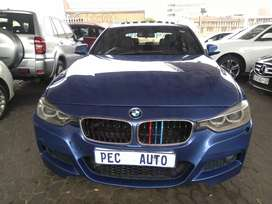 BMW 320d. Mperformance