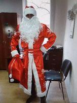 Прокат костюма Деда Мороза и Снегурочки (от 120 грн)