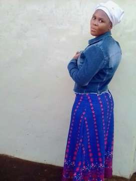 Lesotho maid/nanny with good refs needs work.