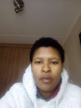 Lesotho babysitter and domestic worker with refs looking for stay in