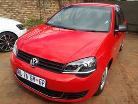 Vw Polo Vivo 1.4 Petrol Sedan Manual For Sale