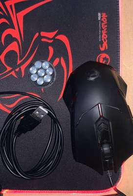 Gaming Mouse Red Dragon
