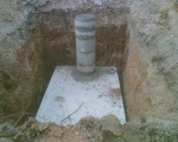 Zbiornik betonowy na ścieki, Szamba betonowe, zbiorniki na szambo