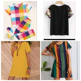 New imported ladies outfits