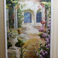 Портрет на заказ по фото, роспись стен, мебели, сумок Полтава