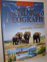OXFORD Wielka encyklopedia GEOGRAFII