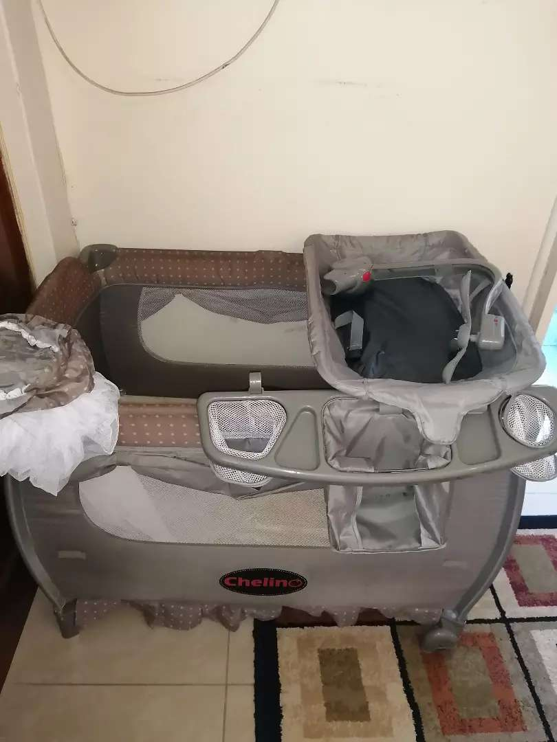 Baby cot, rocker car seat, stroller, baby carrier 0