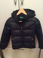курточка пуховик Benetton для девочки