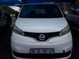 2013 NISSAN NV200 1.6 ENGINE CAPACITY
