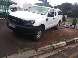 FORD RANGER WITH AN ENGINE CAPACITY OF 2,2
