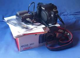 Used Canon 30D Camera Body Only-Make an offer