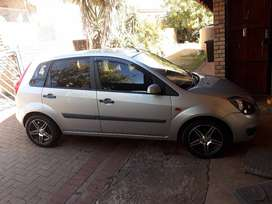 2008 Ford Fiesta 1.6i Ambiente