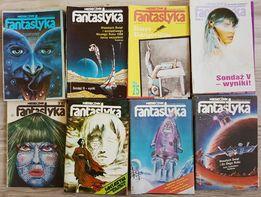 Fantastyka 82-89 miesięcznik, czasopismo, magazyn