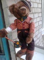 Медвежонок-игрушка