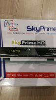 Спутниковое, Ресивер Sky Prime hd новый