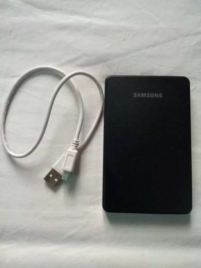 External Hard Drive for Sale 0