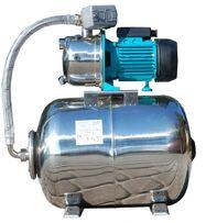 Hydrofor - zbiornik NIERDZEWNY INOX 50 l pompa AJ 50/60 WARSZAWA