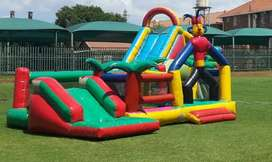 Jumping Castles & Waterslides for Hire from R250