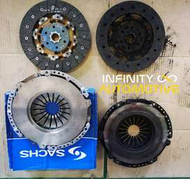 Sachs Clutch kit, flywheels, concentric cylinders