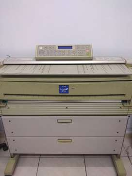 Seiko Terriostar LP-1020 Large Format Printer