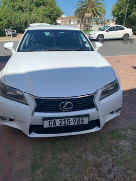 Very neat Lexus GS 250 with low mileage for sale