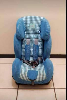 Lief! Carseat