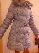 Куртка зимняя 7-9 лет, длина рукава 56 см