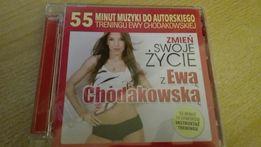 55 minut muzyki Ewy Chodakowskiej zmień swoje życie z Ewą okazja super