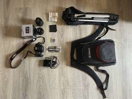 Canon EOS 1300D Full Kit Camera DSLR