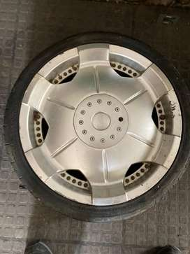 17 inch effen mags