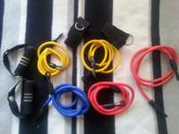 Image of Resistance Bands & Hand/Forearm Strengthener for Sale