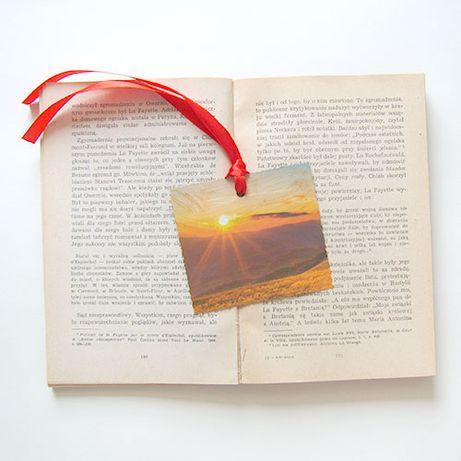 kwiatek zakładka do książki,gerbera zakładka do ksiązki, mała zakładka Siemianowice Śląskie - image 2