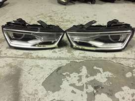 Audi Q3 xenon headlight for sell very clean