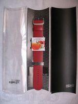 Дизайнерские часы S. T. A. M. P. S. , ремешок кожа