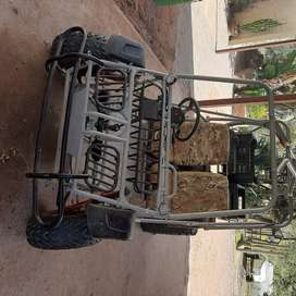 Buggy. 2 seater.
