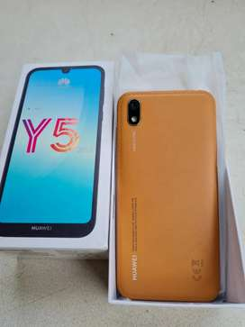For Sale Huawei Y5 2019 1Month Old With A Box.