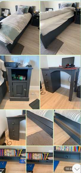 Full Boys Bedroom Furniture