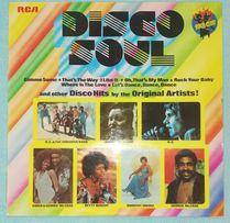 Vinyl Składanka disco soul 1976
