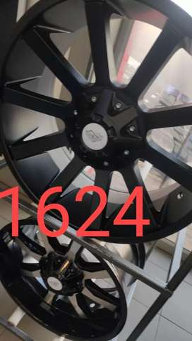 Tyres top wheels any alloy availible