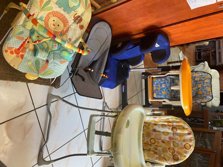 Booster seat, baby rocking chairs and baby high chairs