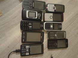 Telefony 10 szt