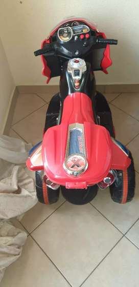A scooter for sale