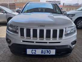 2013 Jeep Compass 2.0 Limited Automatic