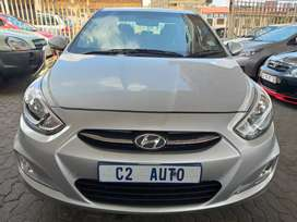 2016 Hyundai Accent 1.6 GLS Automatic