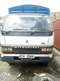 Quick sale! Mitsubishi FH truck KCH available at 5m asking price! 0
