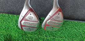 Callaway 4 and 5 hybrids