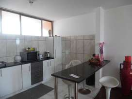 Semi furnished one bedroom one bathroom apartment