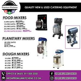 Mixers on SPECIAL | Food, Planetary and Dough Mixers
