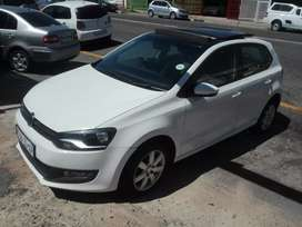 2014 Vw Polo VI with Sunroof